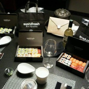 sushi catering barcelona