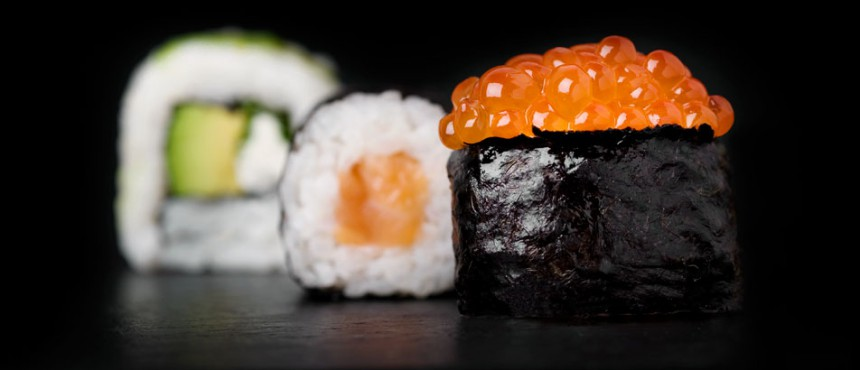 Sushi a tu medida