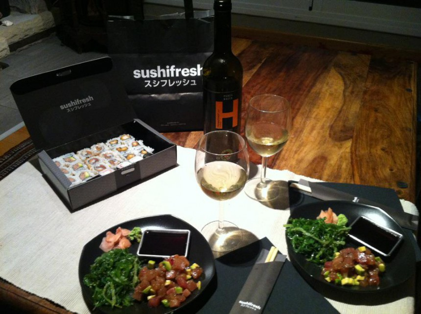 5 consejos para montar una Sushi Party en casa