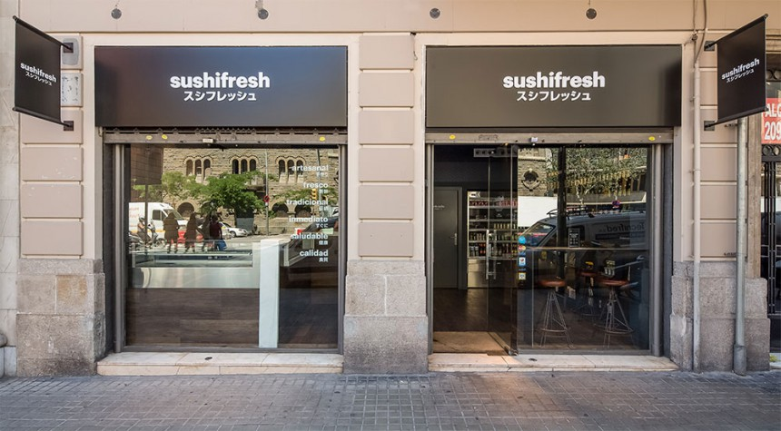 Sushifresh abre su local al público