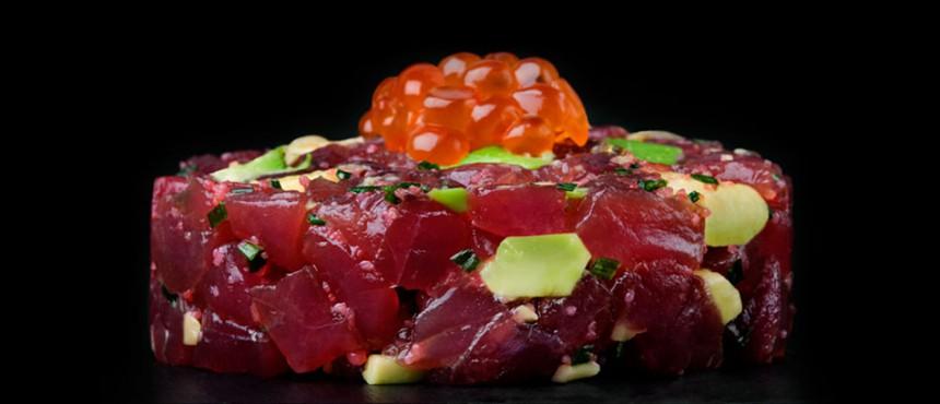Comer sushi para cuidar la línea