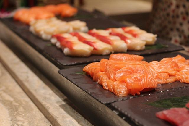 10 razones por las que el sushi está de moda