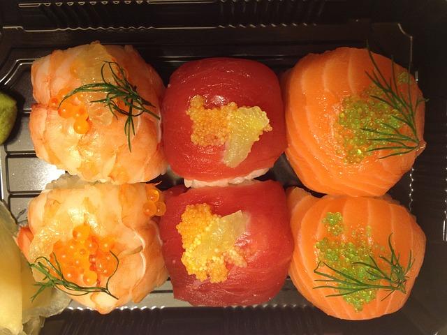 Trucos para una cata de sushi: cómo ser un experto