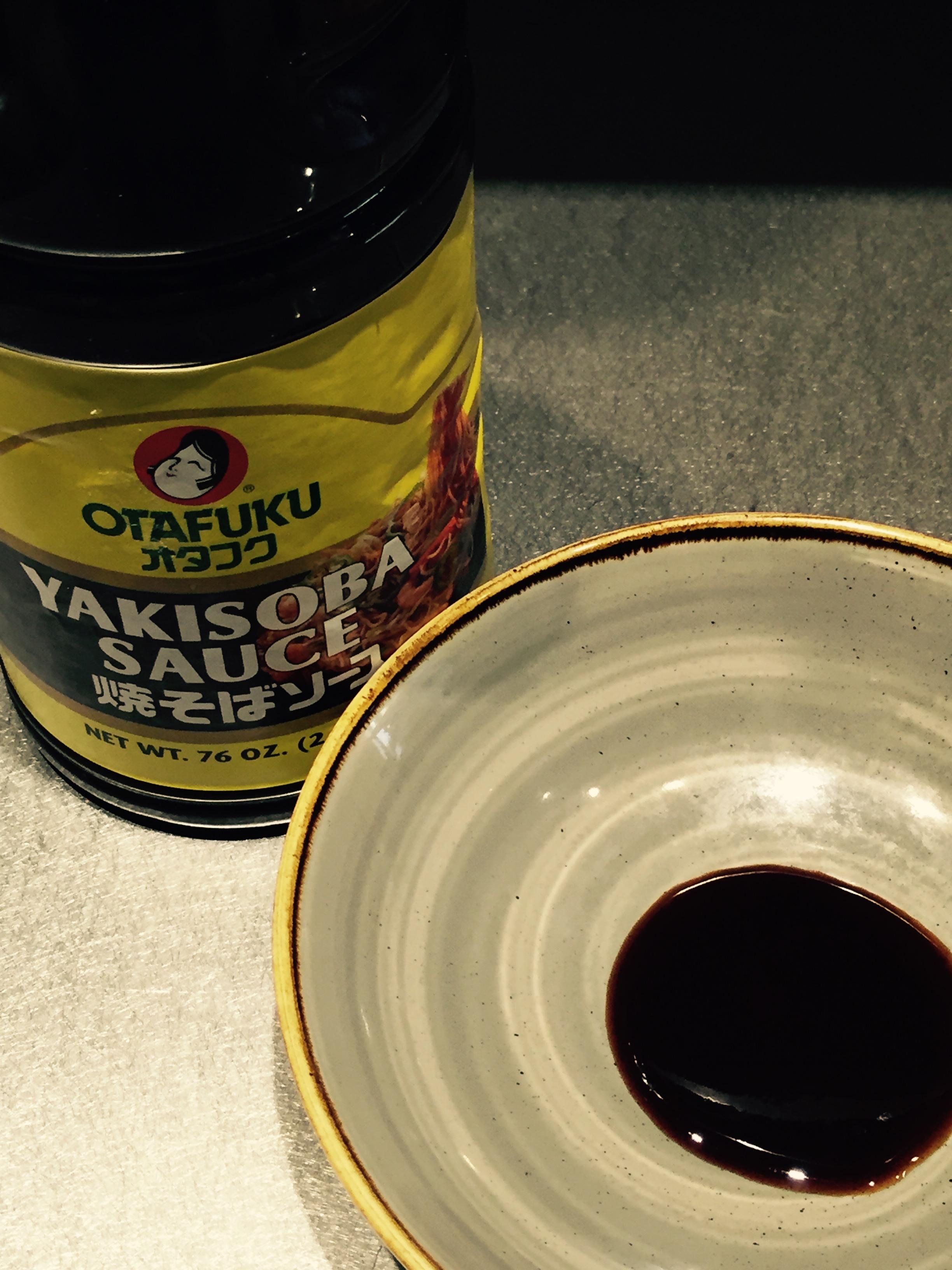 salsa yakisoba