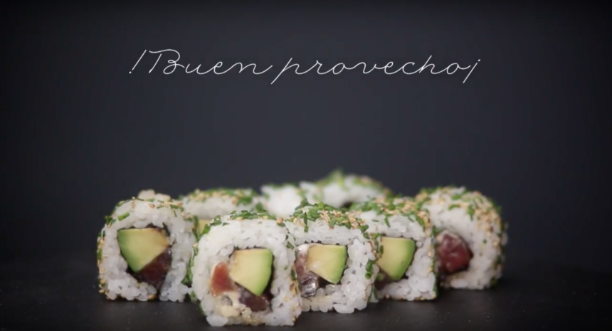 Receta sushi: Uramaki tartar de atún