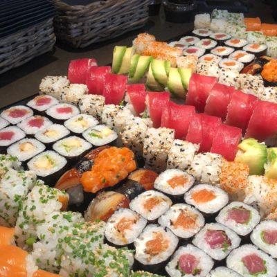 ¡Consigue sushi GRATIS hasta fin de año!